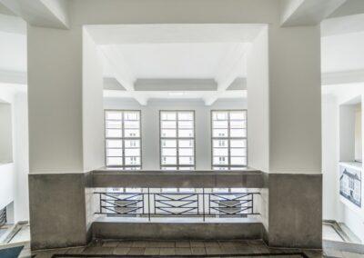 Interiér budovy Central Vyškov